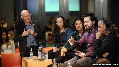 Experts, aficionados and the plain curious came to the Dana Centre to talk Arab sci-fi