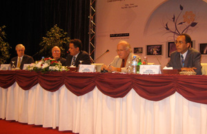 dialogue in doha opening panel