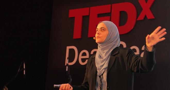 Rana Dajani Founder and Director of We Love Reading Hashemite Kingdom of Jordan