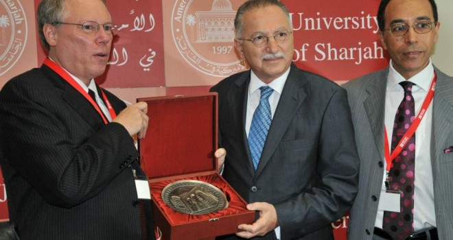 american university of sharjah belief in dialogue