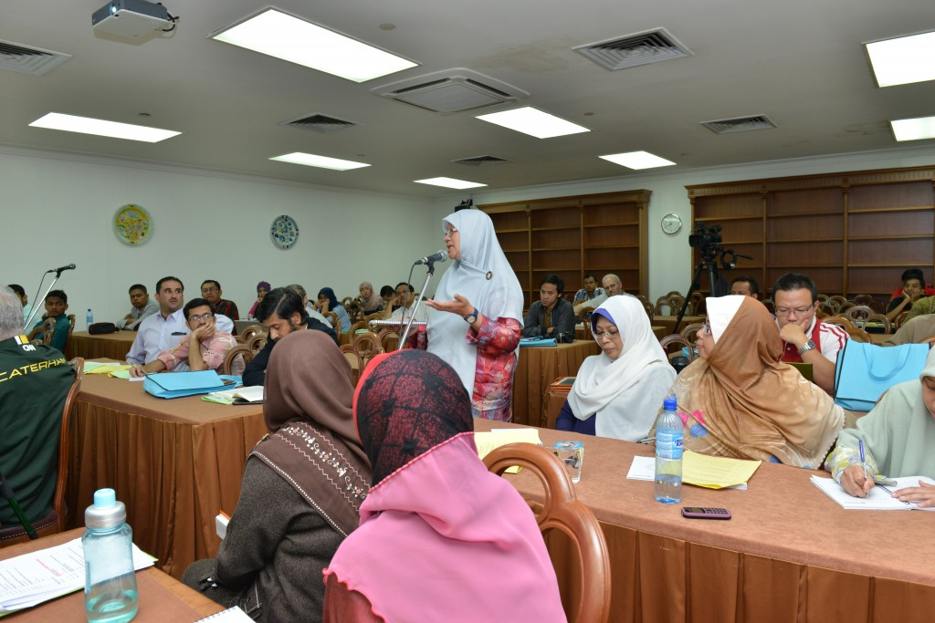 Islam and Science workshop in Malaysia
