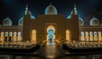 Domes and arcades by Younes Boudiaf