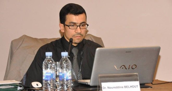 Dr Noureddine Belhout