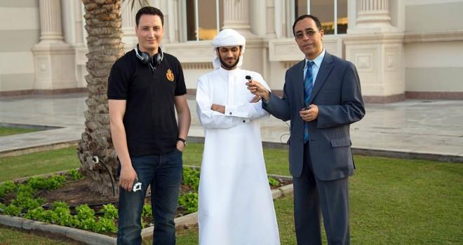 al-kawn show staff