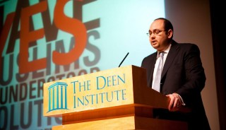 ehab abouheif at the deen institute