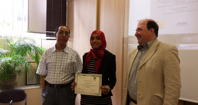 Islam and Science graduation ceremony